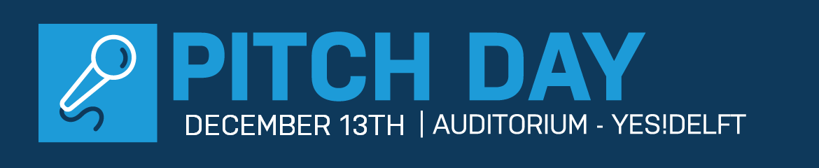 Pitch Day | 9 APR 2019