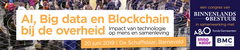 Congres AI, Big Data en Blockchain