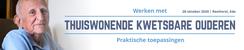 Werken met thuiswonende kwetsbare ouderen | 9 oktober 2019