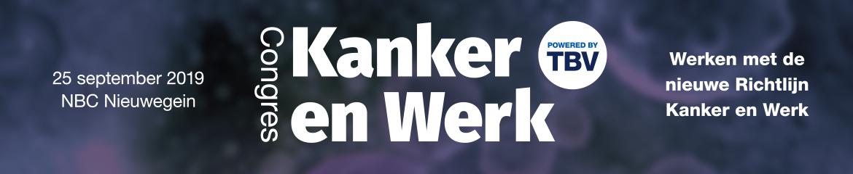 Congres Kanker en Werk | 25 september 2019