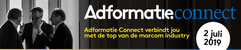 Adformatie Connect 2 juli CMO