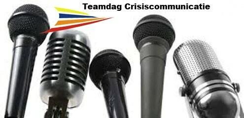 Teamdag Crisiscommunicatie 2019