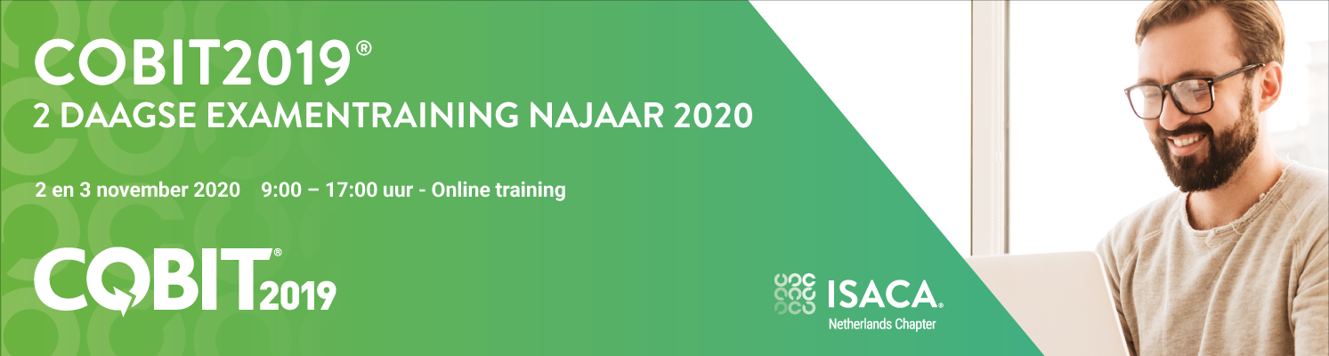 COBIT 2019 Foundation najaar 2020