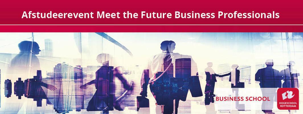 Afstudeerevent Business School bedrijven | 3 oktober 2019