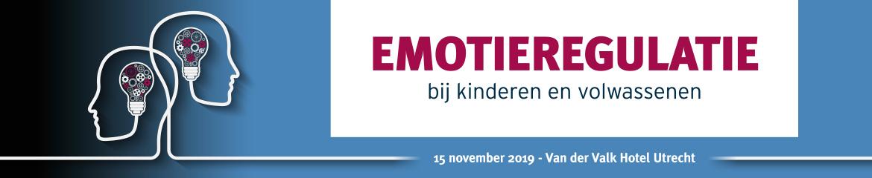 Emotieregulatie bij kinderen en volwassenen | 15 november 2019