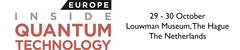 Inside Quantum Technology Europe (IQT2019)