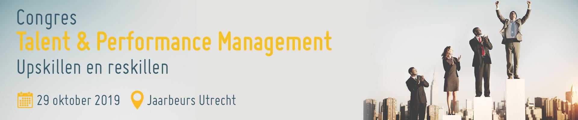 Congres Talent & Performance Management 2019