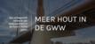 Programma Hout in de GWW