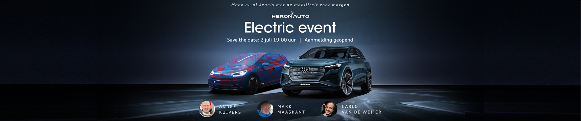 Heron Auto Electric Event