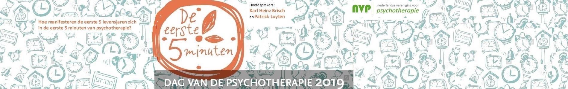 Dag van de Psychotherapie 2019