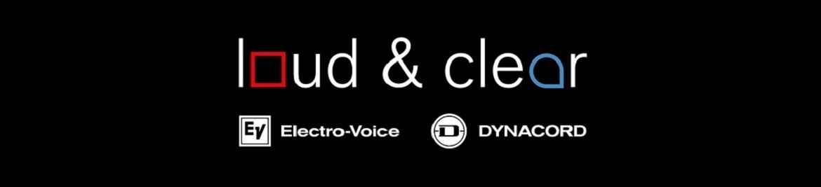 Electro-Voice, Dynacord | loud&clear 2.0