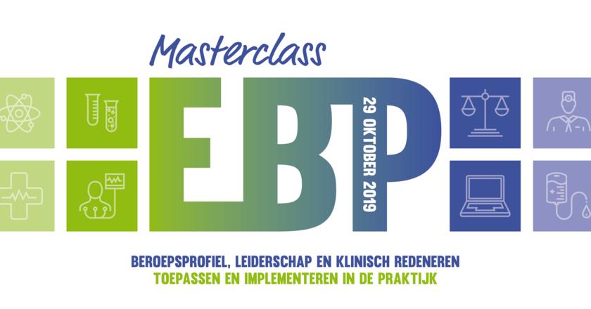 Masterclass EBP | 29 oktober 2019