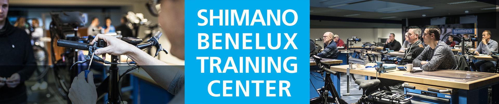 Shimano Benelux Training Center 2019 - 2020