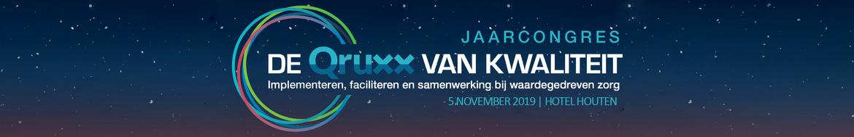 Jaarcongres de Qruxx van Kwaliteit | 5 november 2019