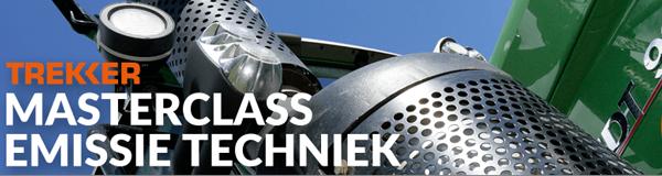 GEANNULEERD Trekker Masterclass Emissie Techniek