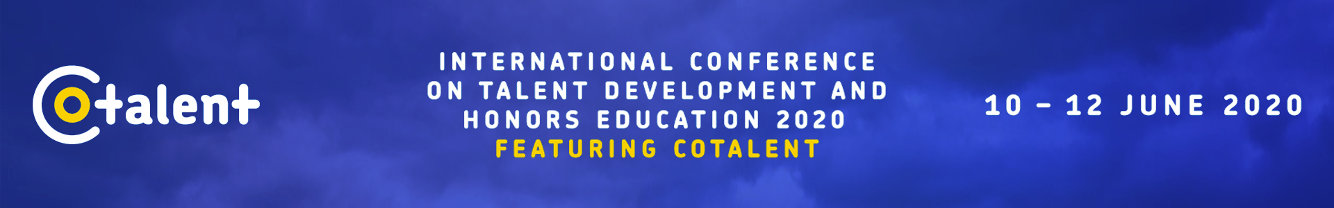 International Conference on Talent Development and Honors Education (Copy)
