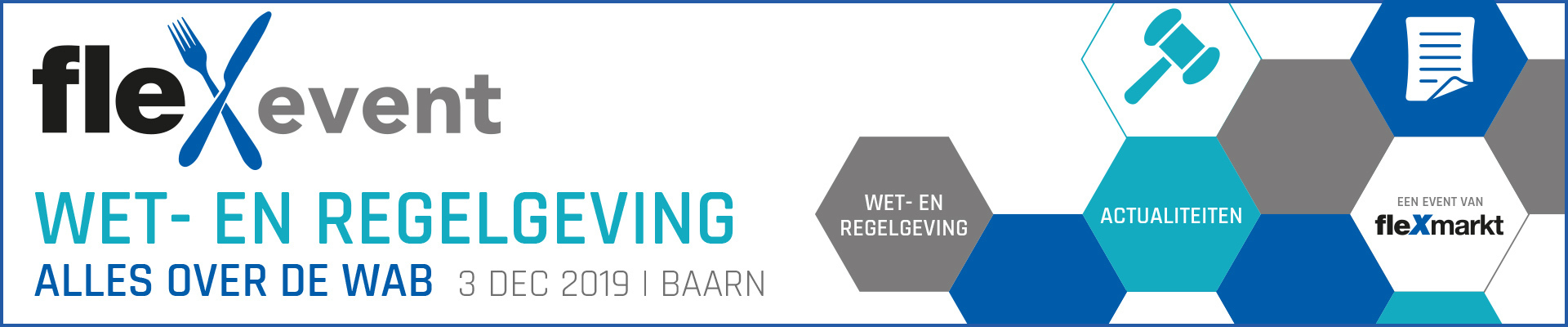 Flexevent wet- en regelgeving 2019