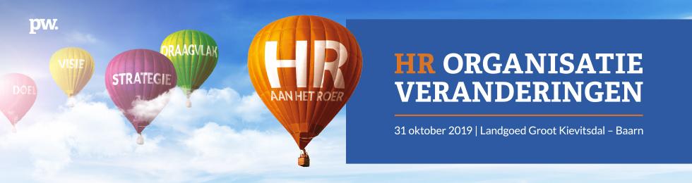 HR Organisatieverandering 2019