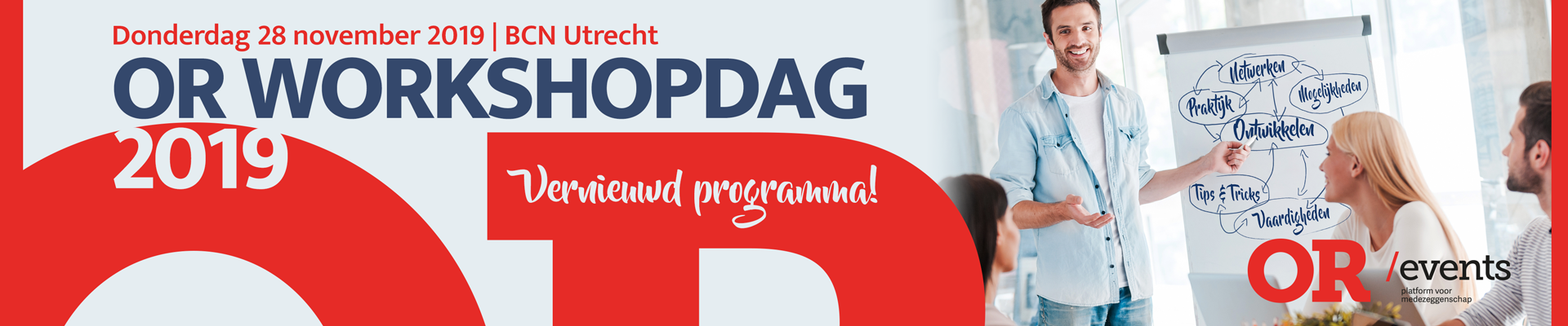 OR Workshopdag najaar
