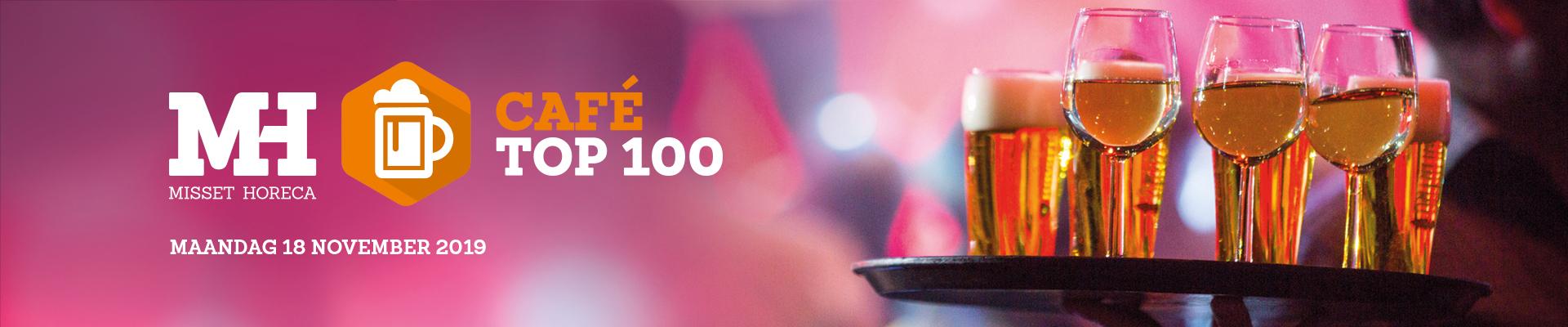 Publieksprijs Café Top 100 2019