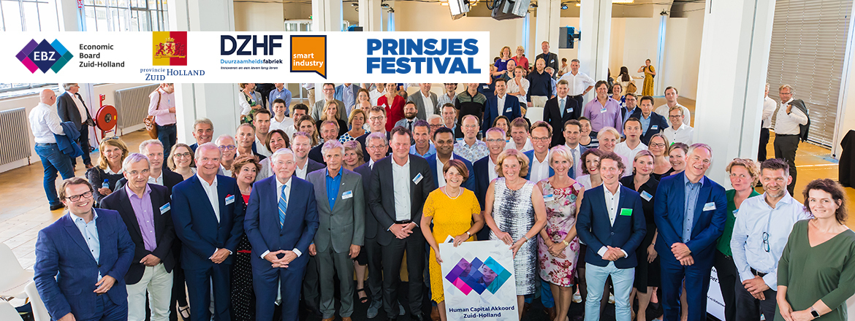 Prinsjesfestival: Bijeenkomst Zuid-Hollandse oplossingen voor landelijke knelpunten arbeidsmarkt