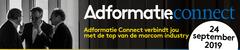 Adformatie Connect 24 september