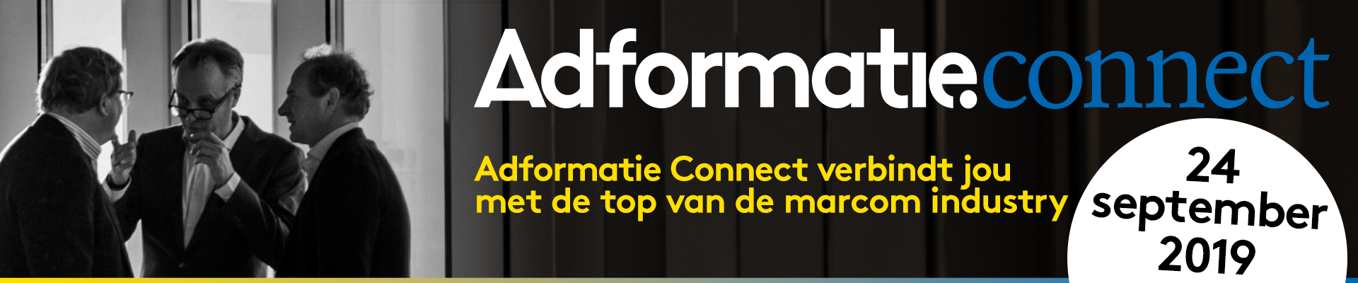 Adformatie Connect 24 september