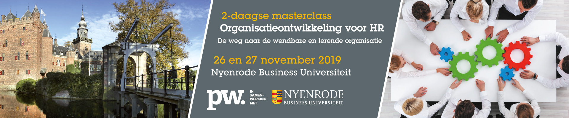 Nyenrode Masterclass Organisatieontwikkeling 2019