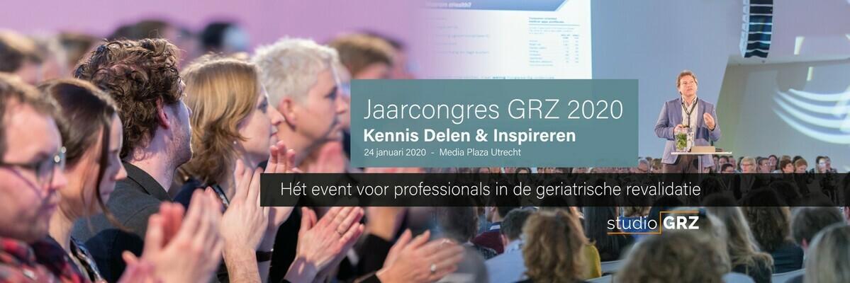 Jaarcongres GRZ 2020 - Kennis Delen & Inspireren