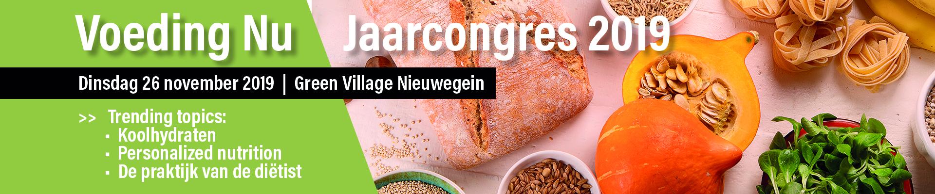 Voeding Nu Jaarcongres 2019