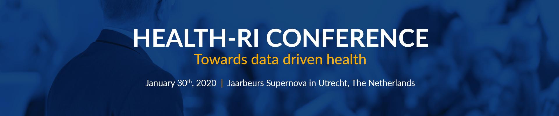 Health-RI Conference 2020
