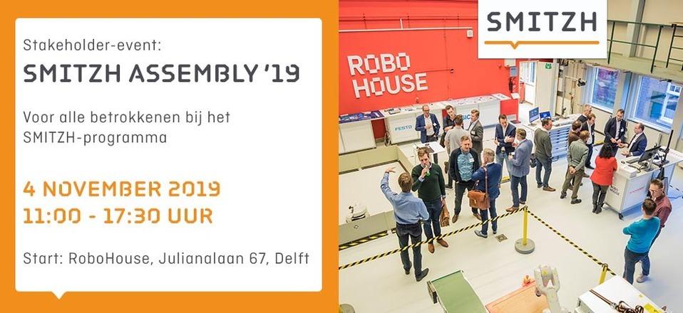 SMITZH Assembly (inclusief voorprogramma)