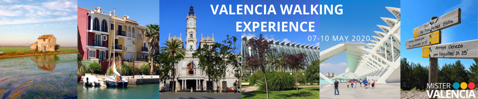 Valencia Walking Experience