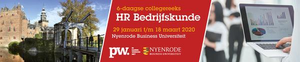Nyenrode HR Bedrijfskunde 2020 Voorjaar