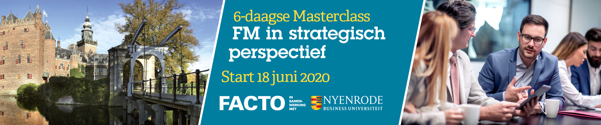 Facto Masterclass FM in strategisch perspectief 2020