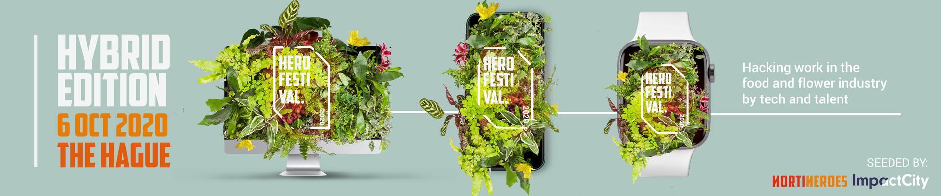 HeroFestival | 16 April 2020