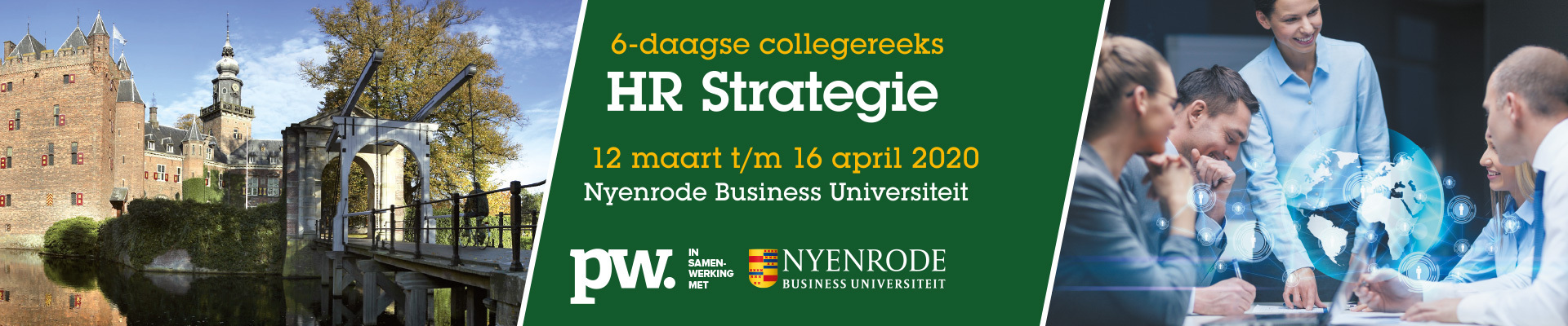 Nyenrode HR Strategie 2020 Voorjaar