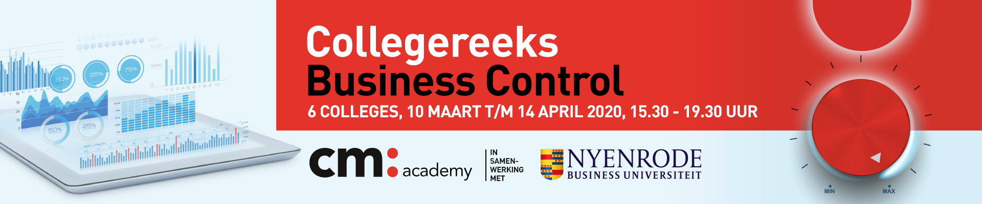 Collegereeks Business Control voorjaar 2020