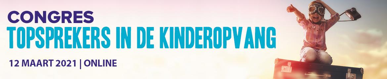 Topsprekers in de Kinderopvang | 12 maart 2021
