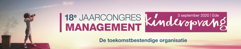 Jaarcongres Management Kinderopvang | 15 mei 2020