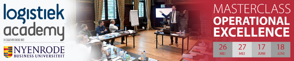 Masterclass Operational Excellence - Logistiek Academy