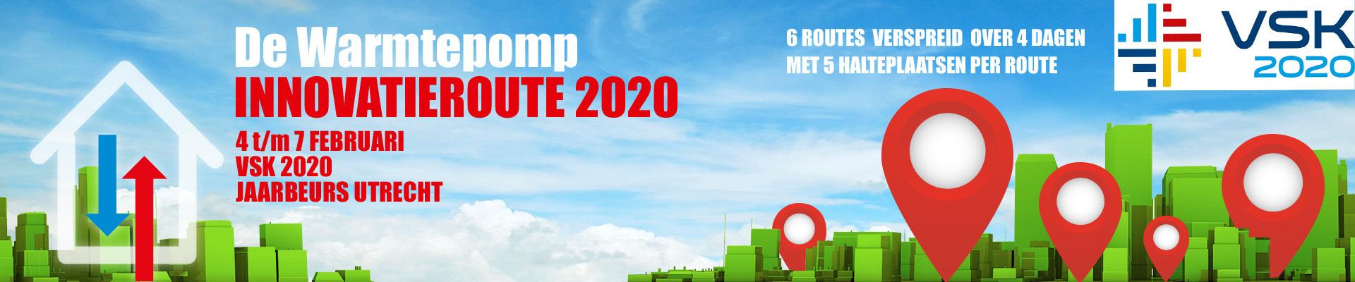 Warmtepomp innovatieroute VSK 2020