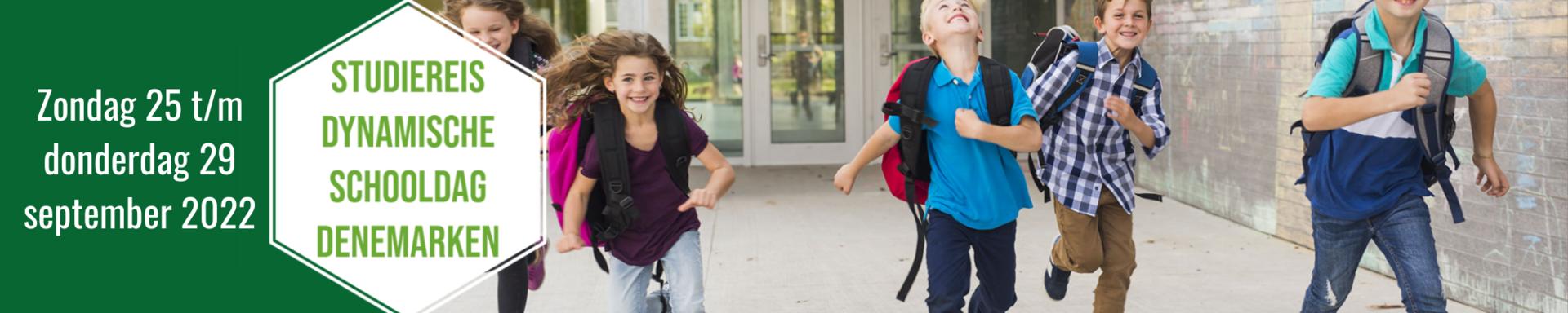 Studiereis Dynamische Schooldag Denemarken
