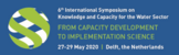 6th International Symposium on Knowledge and Capacity Development