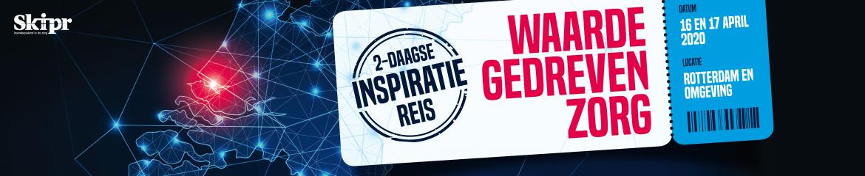 Tweedaagse Inspiratiereis Waardegedreven Zorg | 16 & 17 april 2020