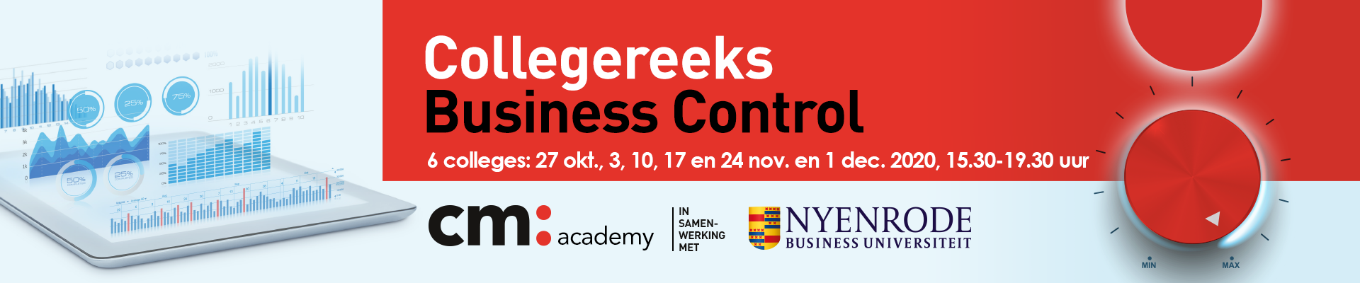 Collegereeks Controller als Business Partner
