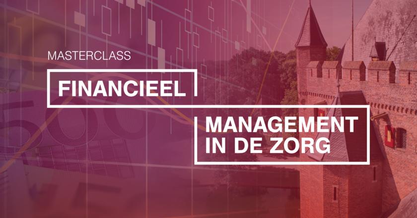 Masterclass Financieel management in de zorg | 3 november  2020