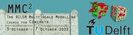 The RILEM Multi-scale Modelling Course for Concrete (MMC2)2021
