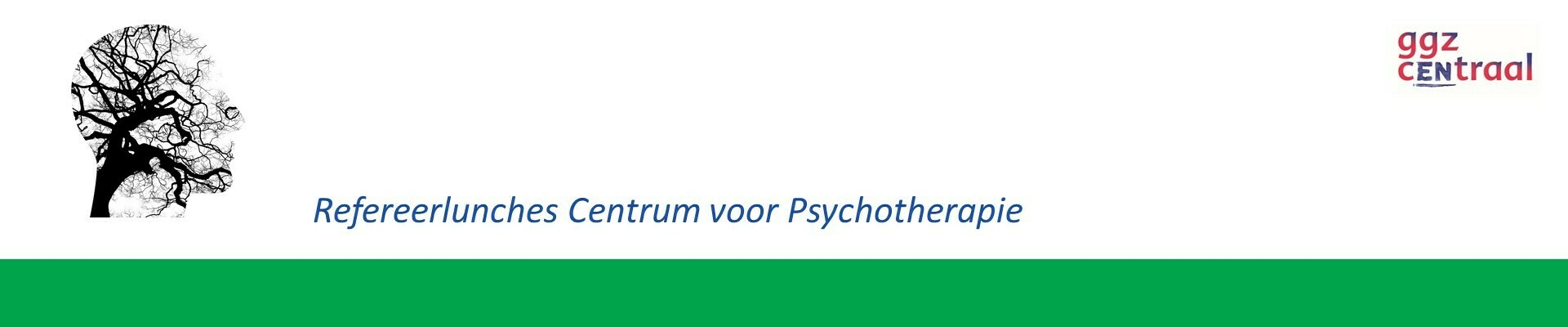 Refereerlunch Centrum voor Psychotherapie 10 november
