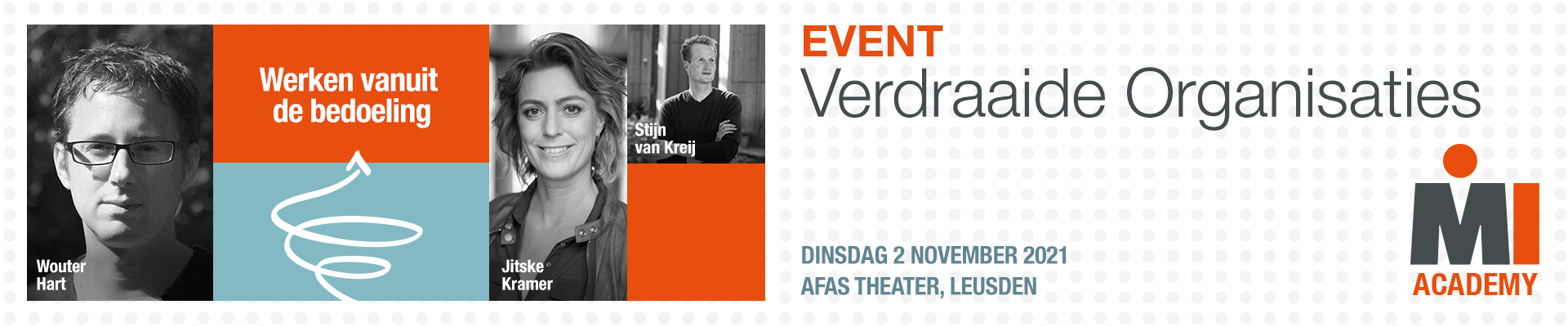 Event Verdraaide Organisaties